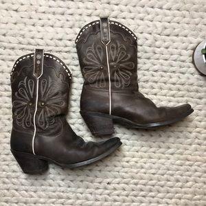GUC Ariat women's cowboy boot